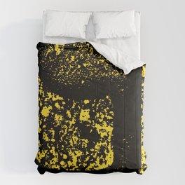 Nueve (Amarillo) Comforters