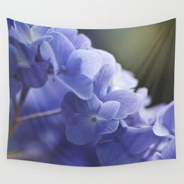 Pretty in Purple Wall Tapestry