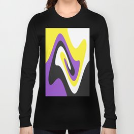 None but All Long Sleeve T-shirt