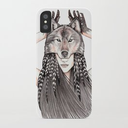 Feral Heart iPhone Case
