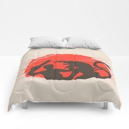 Ash vs Aliens Comforters