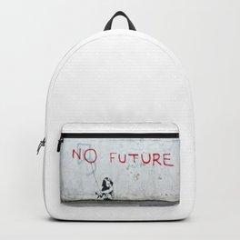 Banksy, No Future Backpack