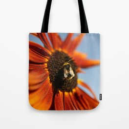 Busy Busy Bumblebee Tote Bag