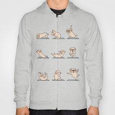 Labrador Retriever Yoga Hoody