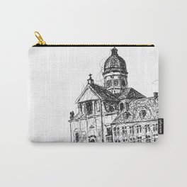 Saint Peter's Abbey Carry-All Pouch