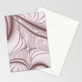 Fractal Hidden Dragons Stationery Cards