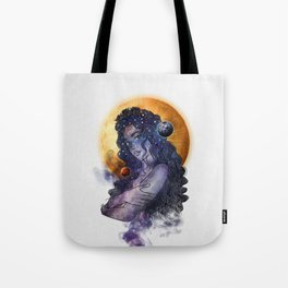 The queen of universe. Tote Bag