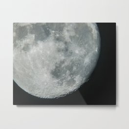 Moon 2 Metal Print