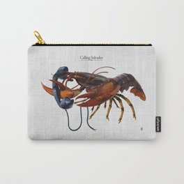 Calling Salvador Carry-All Pouch