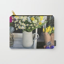 At the florists Carry-All Pouch