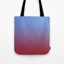 NO FUTURE - Minimal Plain Soft Mood Color Blend Prints Tote Bag