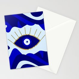 Lava All Seeing Evil Eye Stationery Cards