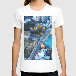 Looking Down from Tokyo Tower T-shirt