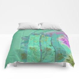 Dezincking Existence Flower  ID:16165-094422-82461 Comforters