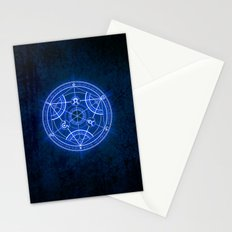 Human Transmutation Circle Stationery Cards