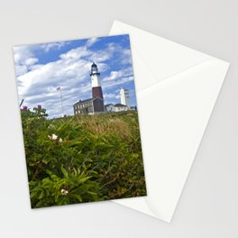 Montauk Point Lighthouse Stationery Cards
