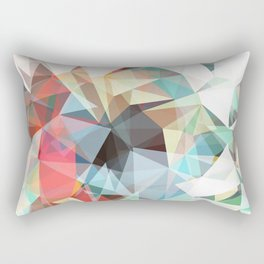 black hole Rectangular Pillow
