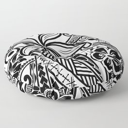 Tiare Tribal Floor Pillow