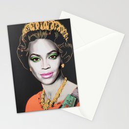 Queen Bey Stationery Cards