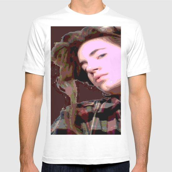 Stylized Geisha T-shirt