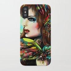 VICTIM iPhone X Slim Case