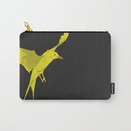 Ruffle Your Feathers Carry-All Pouch