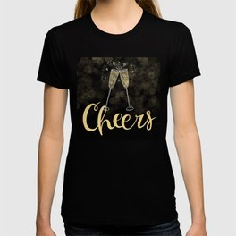 Cheers To The New Year T-shirt