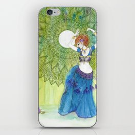 Belly Dancer Goddess iPhone Skin