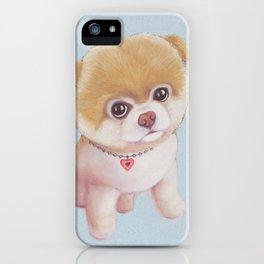 Cute puppy. iPhone Case