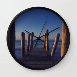 Embarcadero Wall Clock