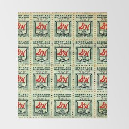 S&H GREEN STAMPS Throw Blanket