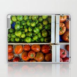 Colorful tomatoes Laptop & iPad Skin