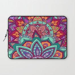 Mandala Hippie Festival Spiritual Zen Bohemian Yoga Mantra Meditation Laptop Sleeve