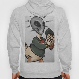 Donald unmasked Hoody