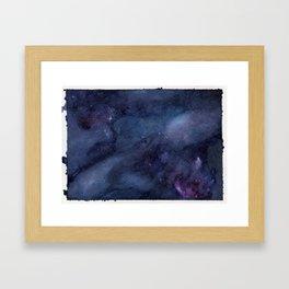 Cosmos II Framed Art Print