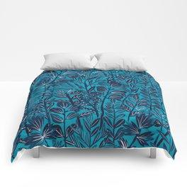 Blue Monday Comforters