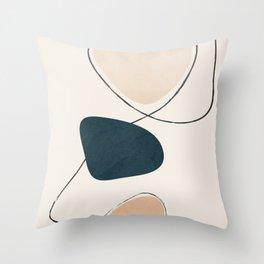 Wildline I Throw Pillow