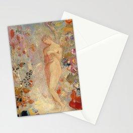 Pandora - Odilon Redon Stationery Cards