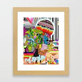 GANGZANCTIMOTH Framed Art Print