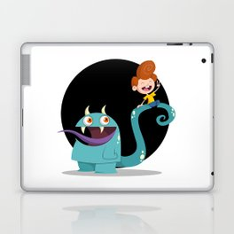 Monter Pet Laptop & iPad Skin