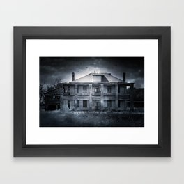 TCM - #9  Framed Art Print