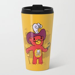 Captain Bear Hook Travel Mug
