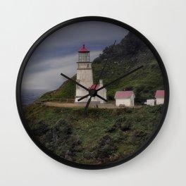 Heceta Head Lighthouse - Oregon Wall Clock