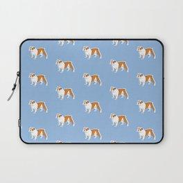 British Bulldog Laptop Sleeve