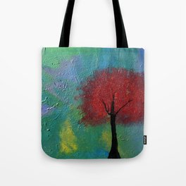 A Tree is a Tree Tote Bag