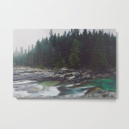 Timeless Waters Metal Print