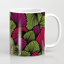 Happy abstract: Jungle Nr:02 Coffee Mug