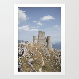 Gems of Abruzzo Art Print