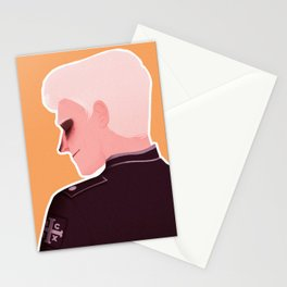 noah czerny & the black parade Stationery Cards