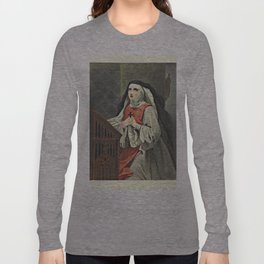 The Christian Graces in Olden Times Long Sleeve T-shirt